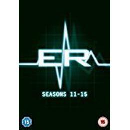 ER - Season 11-15 [DVD] [2016]